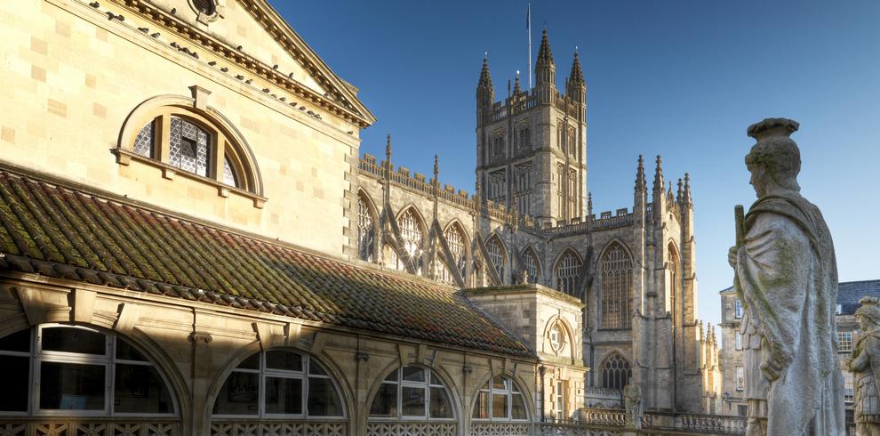 Treinreis Stedentrip Bristol en Bath Groot-Brittannië Engeland