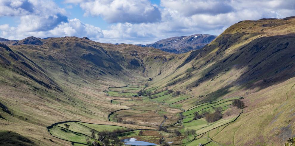 Treinreis Vakantie Lake District Groot-Brittannië Engeland