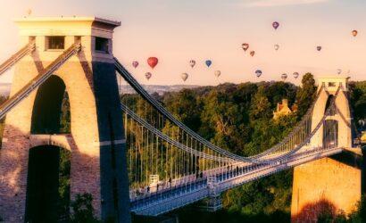 Treinreis stedentrip Bristol & Bath Groot-Brittannië Engeland