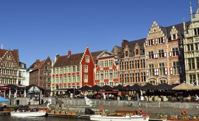 Treinreis Stedentrip Gent en Brugge
