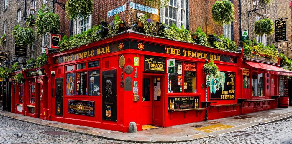 Treinreis Stedentrip Belfast en Dublin Ierland