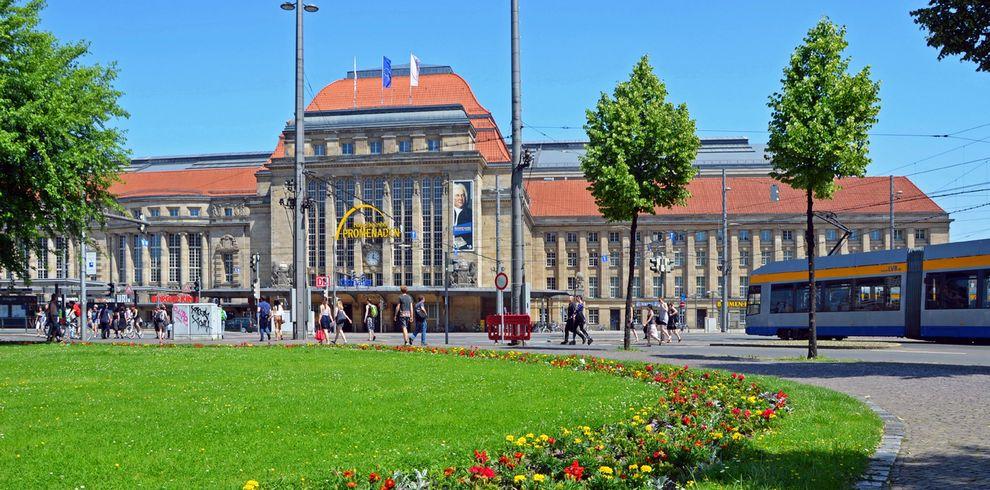 Treinreis Stedentrip Leipzig Duitsland