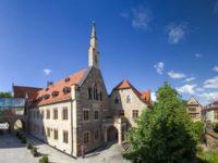 Treinreis Stedentrip Erfurt en Weimar Augustinerkloster_3
