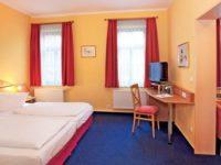 Treinreis Stedentrip Erfurt en Weimar Hotel Anna Amalia
