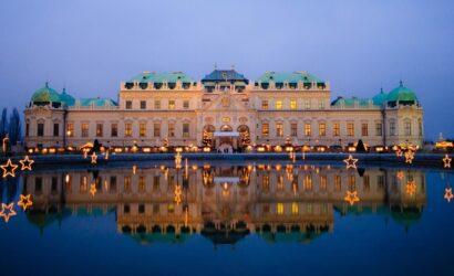 Treinreis stedentrip Wenen