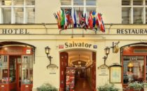 Hotel Salvator Praag