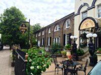 Treinreis Stedentrip Cambridge Oxford Groot-Brittannië The Lensfield Hotel_3