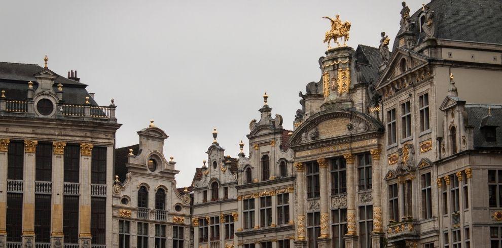 Treinreis stedentrip Brussel