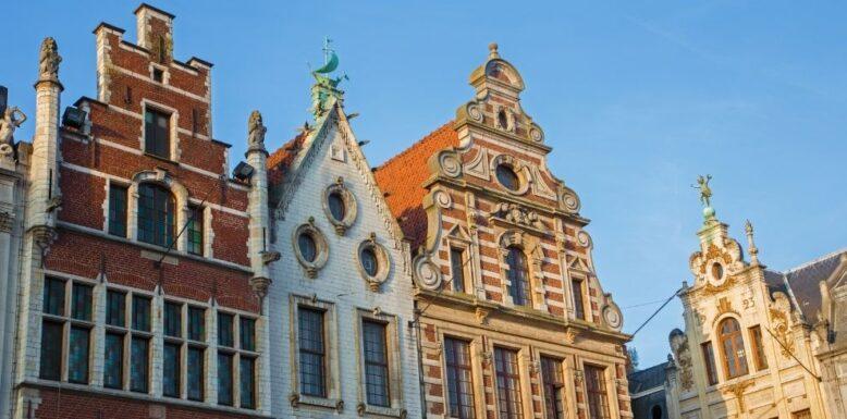 Treinreis stedentrip Leuven