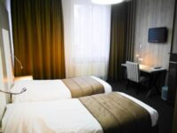 Treinreis stedentrip Leuven – Hotel Mille Colonnes
