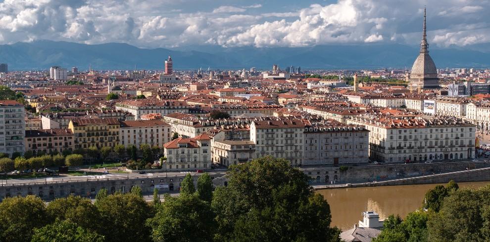 Treinreis stedentrip Turijn