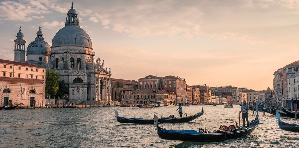 Treinreis Stedentrip Venetië Italië