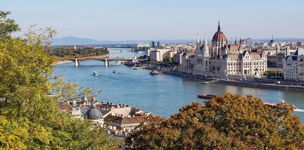 Treinreis stedentrip Boedapest