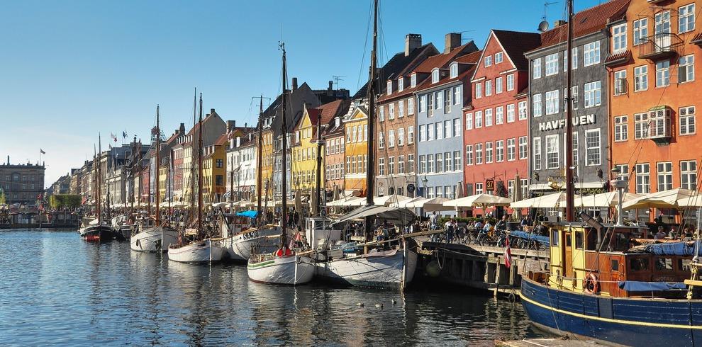 Treinreis Stedentrip Kopenhagen Denemarken