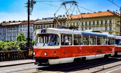 Treinreis stedentrip Praag