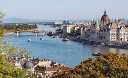 Treinreis rondreis Wenen, Boedapest en Praag