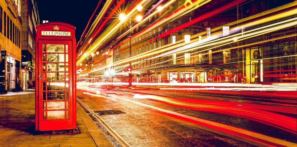 Londen – Afbeelding van Free-Photos via Pixabay