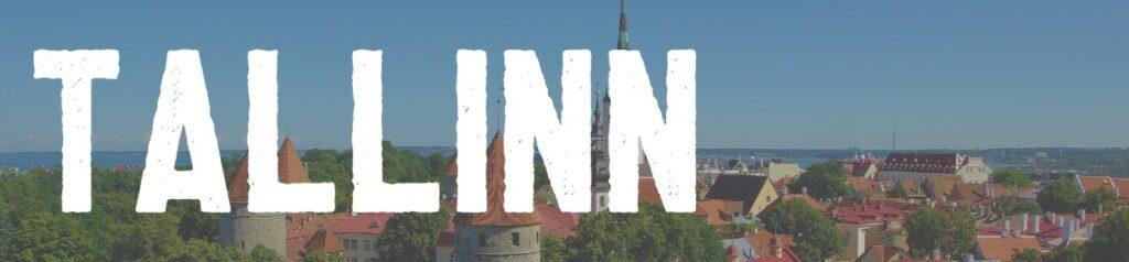 Met de trein naar Tallinn Estland Baltische Staten