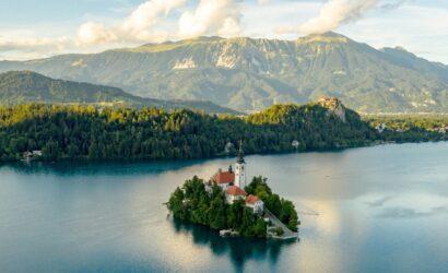 Treinreis vakantie Bled Slovenie