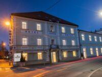 Hotel Center 1 – Treinreis rondreis Slovenië