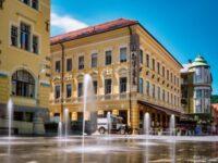 Hotel Evropa 1 – Treinreis rondreis Slovenië