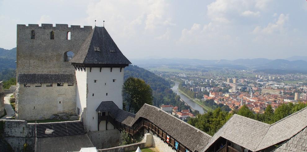 Treinreis rondreis Slovenië, Celje