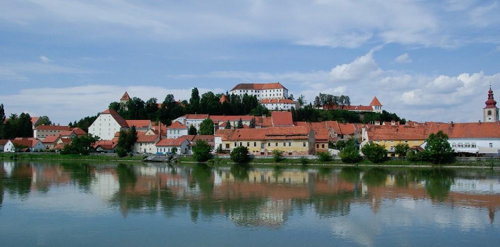 Treinreis rondreis Slovenië, Ptuj