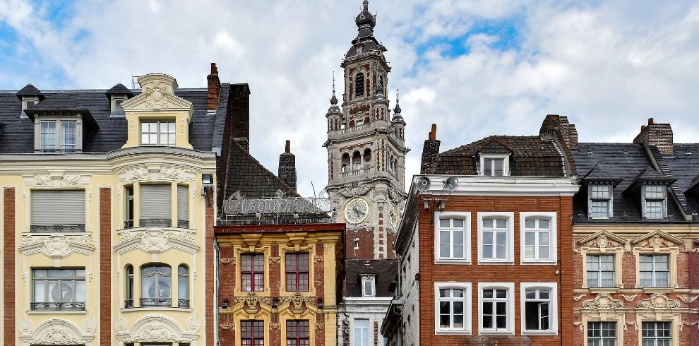 Treinreis stedentrip Lille
