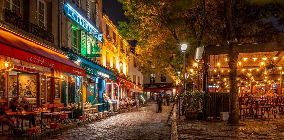 stedentrip parijs met de trein