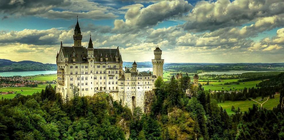 Treinreis rondreis Beieren