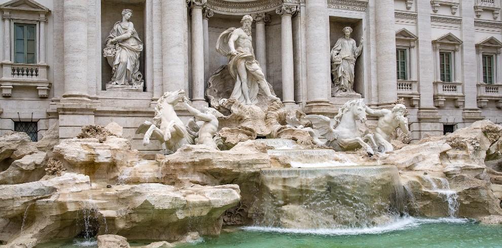 Treinreis stedentrip Rome
