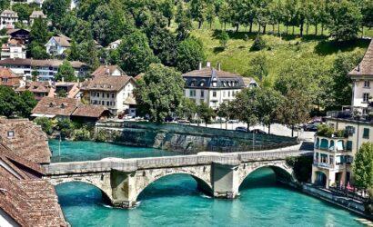 Treinreis stedentrip Bern