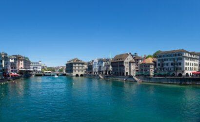 Treinreis stedentrip Zürich